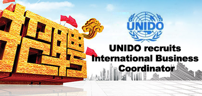 UNIDO recruits International Business Coordinator